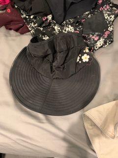 Woman s visor