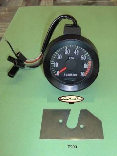 Sell 1967 CHEVELLE BLINKER TACH TACHOMETER 67 motorcycle in Bryant, Alabama, United States, for US $179.95