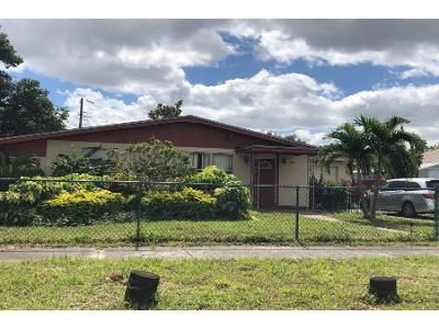 3 Bed 2 Bath Preforeclosure Property in Hollywood, FL 33024 - Lincoln St