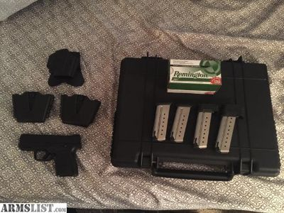 For Sale/Trade: 3.3 XDs 9mm