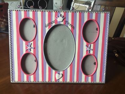 Dance Queen Picture Frame