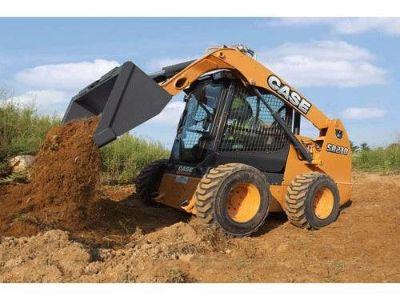 2016 Case Construction SR210