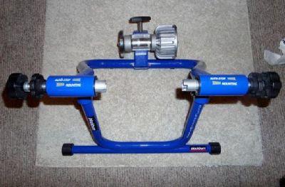 $99 OBO Blackburn Trakstand Fluid Indoor Bicycle Trainer