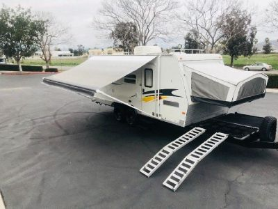 Jayco Jay Feather Baja 25K Toy Hauler 2006