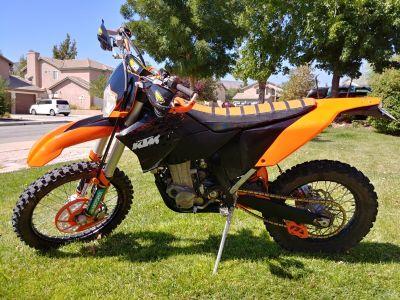 2009 KTM EXC 450