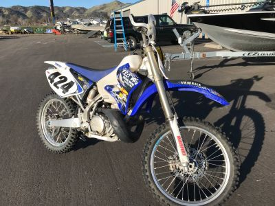 2011 Yamaha YZ250 Motocross Motorcycles Lakeport, CA