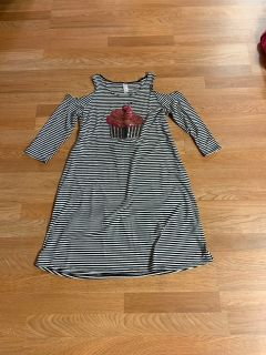 Girls Justice size 18 dress