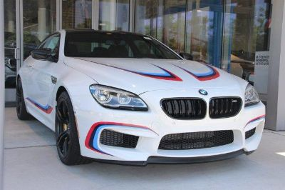 2016 BMW M6 2dr Cpe (Alpine White)