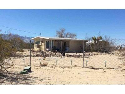 1 Bed 1 Bath Foreclosure Property in Lucerne Valley, CA 92356 - Blackhawk Trl