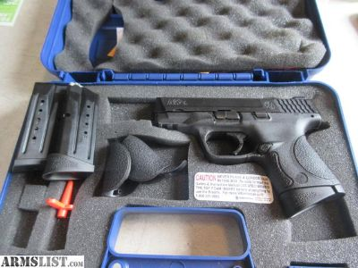 For Sale: Smith and Wesson M&P Compact 9mm