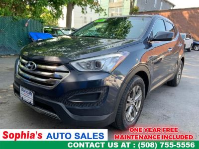 2014 Hyundai Santa Fe Sport 2.4L (Mineral Gray)