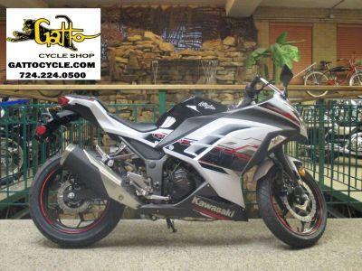 2014 Kawasaki Ninja 300 ABS SE Sport Motorcycles Tarentum, PA