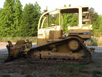 1997 Caterpillar Crawler Dozer D4H-LGT Series 3