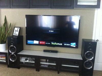 "VIZIO E-Series (E701i-A3) 70"" Razor LED Smart TV - Factory Recertified"