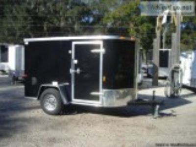 x ENCLOSED TRAILER Side Door New (Black or White In Stock