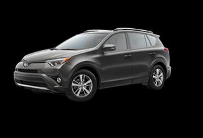 2018 Toyota RAV4 XLE (Magnetic Gray Metallic)