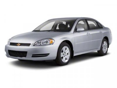 2011 Chevrolet Impala LS Fleet (Silver Ice Metallic)