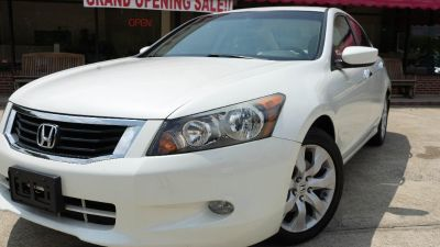 2008 Honda Accord EX-L (WHI)