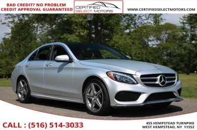 2015 Mercedes-Benz C-Class 4dr Sdn C300 Sport 4MATIC (Iridium Silver Metallic)