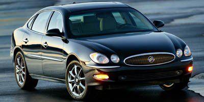 2007 Buick LaCrosse CX (Stone Gray Metallic)