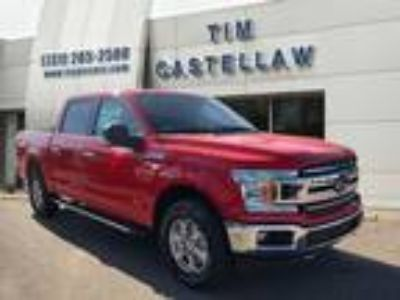 2018 Ford F-150 Red, new