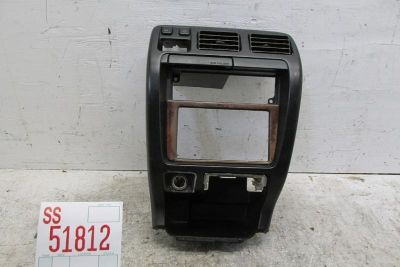 Purchase 96 97 98 TOYOTA 4 RUNNER DASH INSTRUMENT RADIO CENTER TRIM COVER BEZEL OEM motorcycle in Sugar Land, Texas, US, for US $89.99