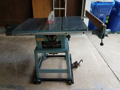 Delta Limited Edition Table Saw with Extras