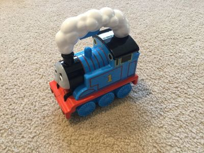 Thomas the Train light up talking toy
