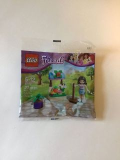 LEGO friends minifigure set brand new
