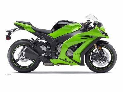 2011 Kawasaki Ninja ZX -10R Supersport Motorcycles Lake Park, FL