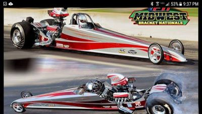 2018 American Dragster