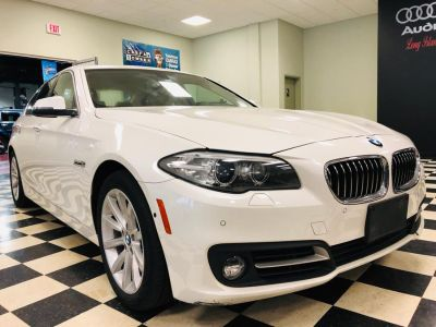 2015 BMW 5-Series 4dr Sdn 535i xDrive AWD (Alpine White)