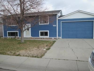 2 Bed 1 Bath Foreclosure Property in Evansville, WY 82636 - Buena Vista St