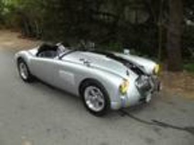 1958 MG MGA Convertible