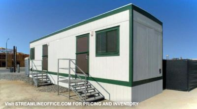Mobile Office Units. Construction Site, Car Dealers Retail Space