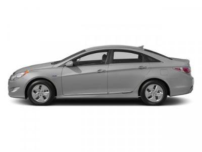 2013 Hyundai Sonata Hybrid Base (Hyper Silver Metallic)