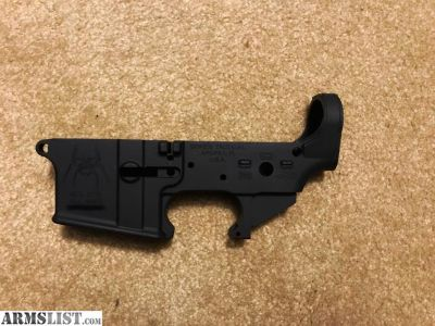 For Sale: Ar-15 Stripped Lower