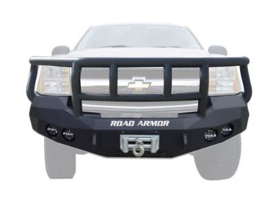 Find Road Armor 37202B Front Stealth Bumper Fits Silverado 2500 HD Silverado 3500 HD motorcycle in Chanhassen, Minnesota, United States, for US $2,625.07