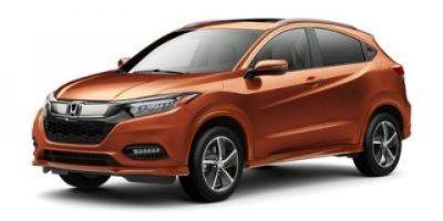 2019 Honda HR-V Touring (Modern Steel Metallic)
