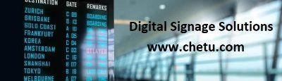 Expert Digital Signage Solution Provider
