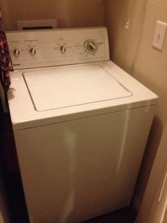 $350, Kenwood Washer  Dryer Perfect Condition