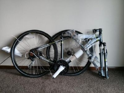 $400 GT Transeo 2.0 Bike