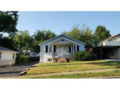 2 Bed 1 Bath Preforeclosure Property in Saint Louis, MO 63114 - Echo Ln