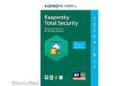 Kaspersky Total Security 2017 - 5 Devices, 1 Year Support -