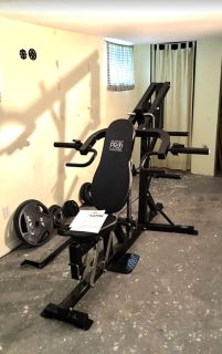 IMPEX Compact Gym