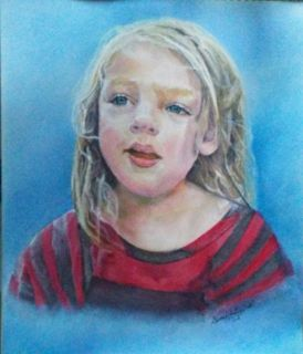 PASTEL PORTRAITS - Artful Expression of You!