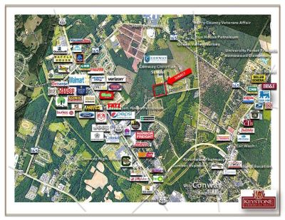 Chapman Tract of Conway-11.83 Acres for Sale