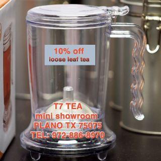 Ingenuitea 16oz teapot