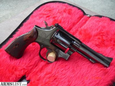 For Sale: S&W 15-3 Combat Masterpiece