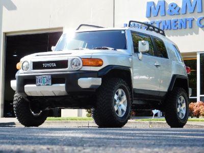 2007 Toyota FJ Cruiser Base (White/Titanium Metallic)